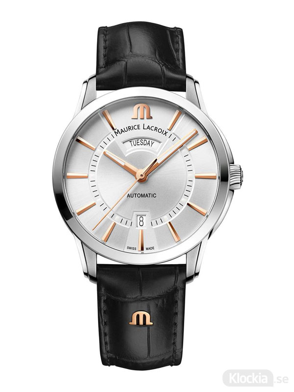 Maurice Lacroix Pontos Day/Date Automatic 41mm PT6358-SS001-23E-2