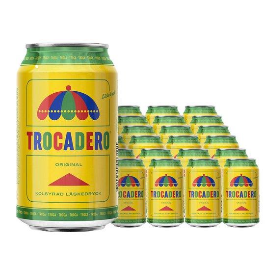 Trocadero 24-pack - 34% rabatt