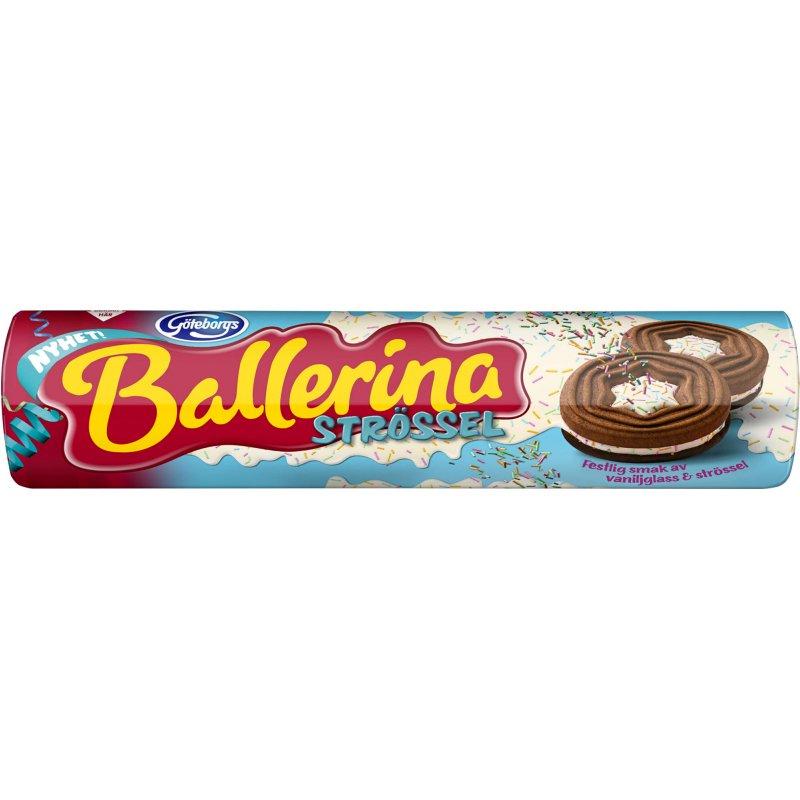 Ballerina Strösseli 190 g - 34% alennus