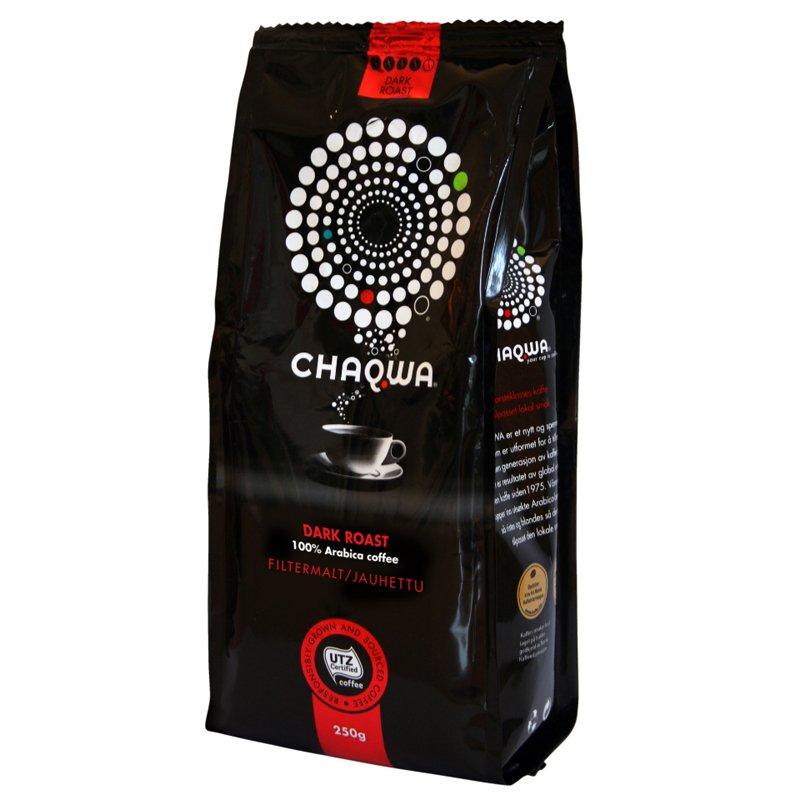 """Kaffe """"Dark Roast"""" 250g - 83% rabatt"""