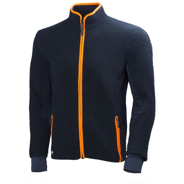Helly Hansen Workwear Chelsea Evolution Pälsfiberjacka marinblå XS