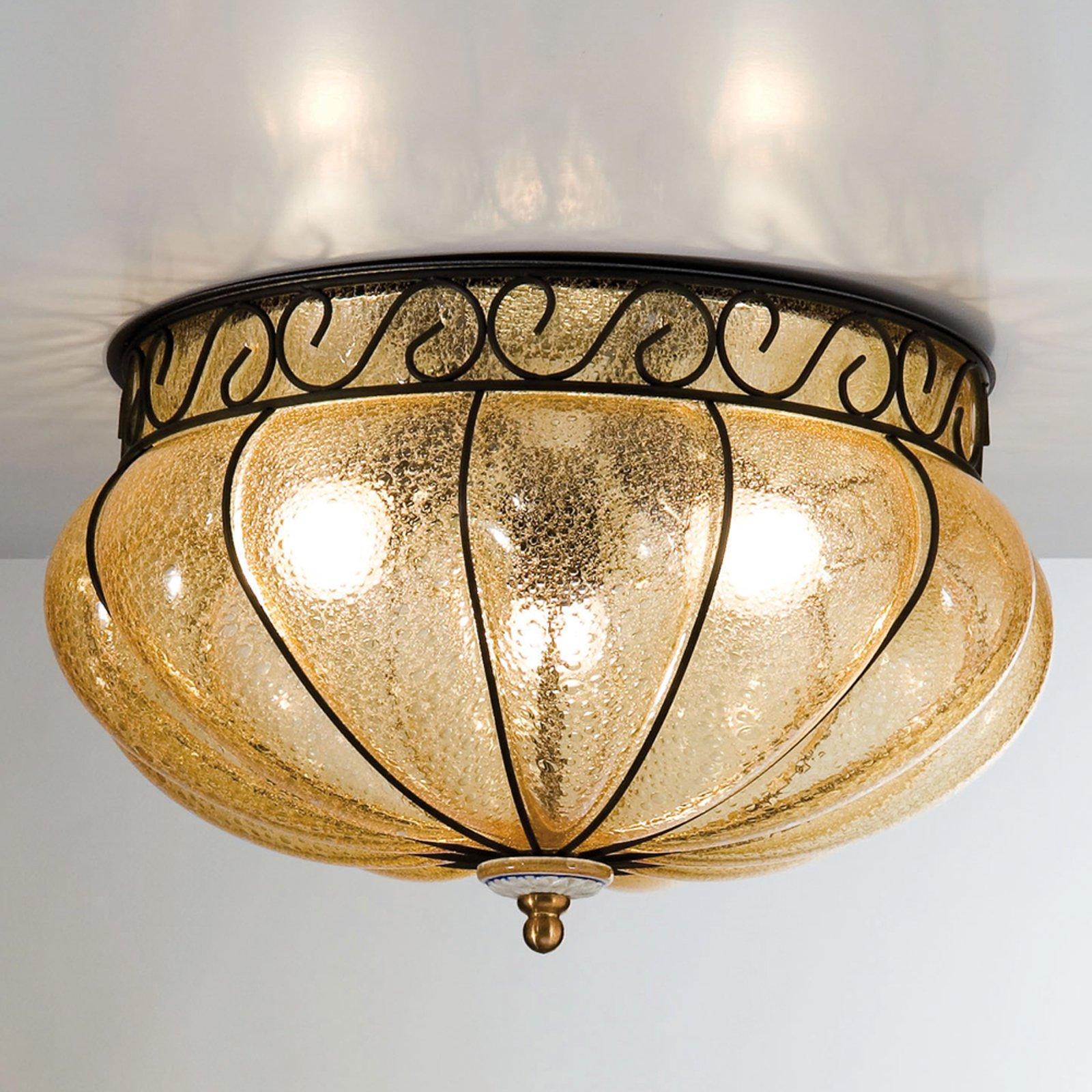 Margherita - varmstrålende taklampe