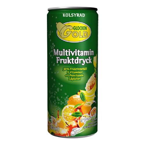 Glocken Gold Multivitamin Kolsyrad - 1-pack