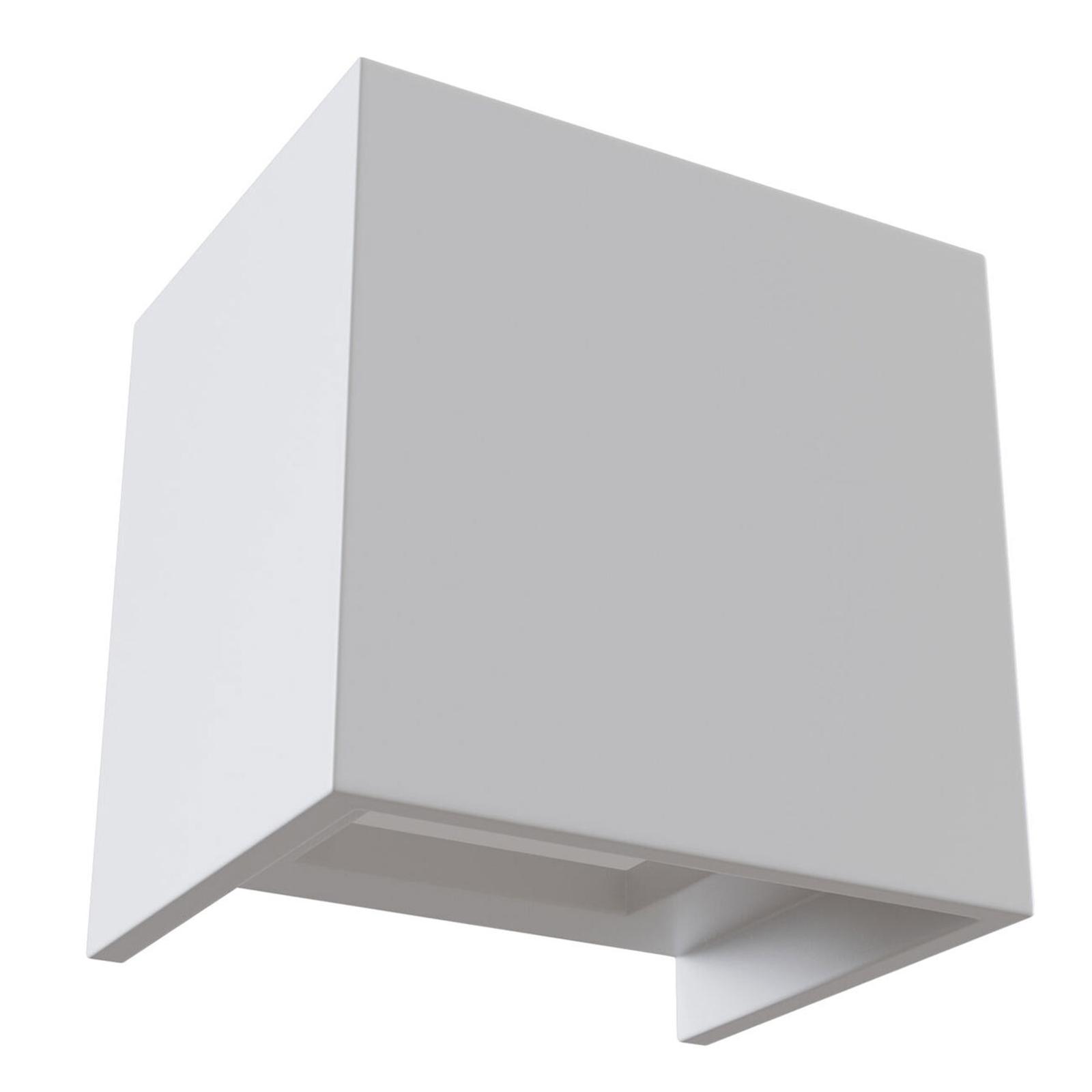 LED-seinävalaisin Parma, 10 x 10 cm