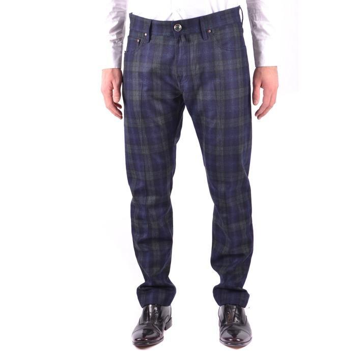 Jacob Cohen Men's Trouser Blue 163002 - blue 33