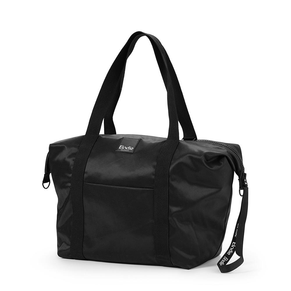 Changing Bag Soft Shell Grande - Black