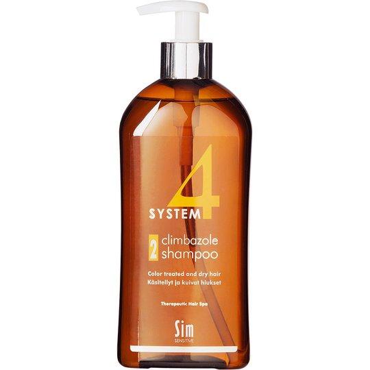 SIM Sensitive System 4 Climbazole Shampoo 2, 500 ml SIM Sensitive Shampoo