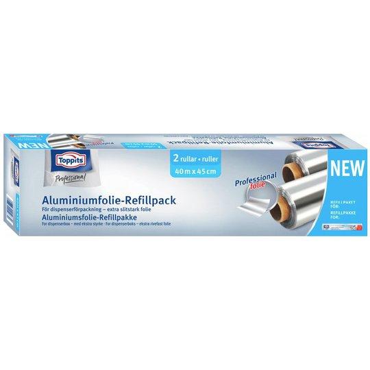 Aluminiumfolie Refill 2-pack - 50% rabatt