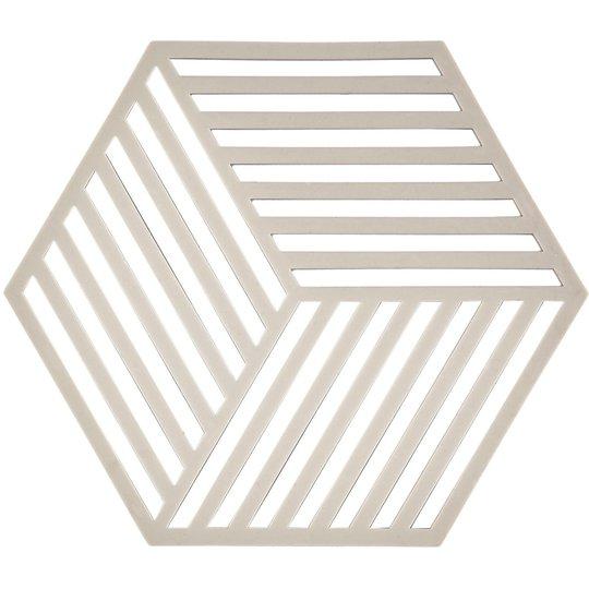 Zone Bordsunderlägg Warm Grey Hexag