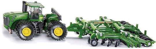 SIKU Traktor John Deere M Kultivator 1:88