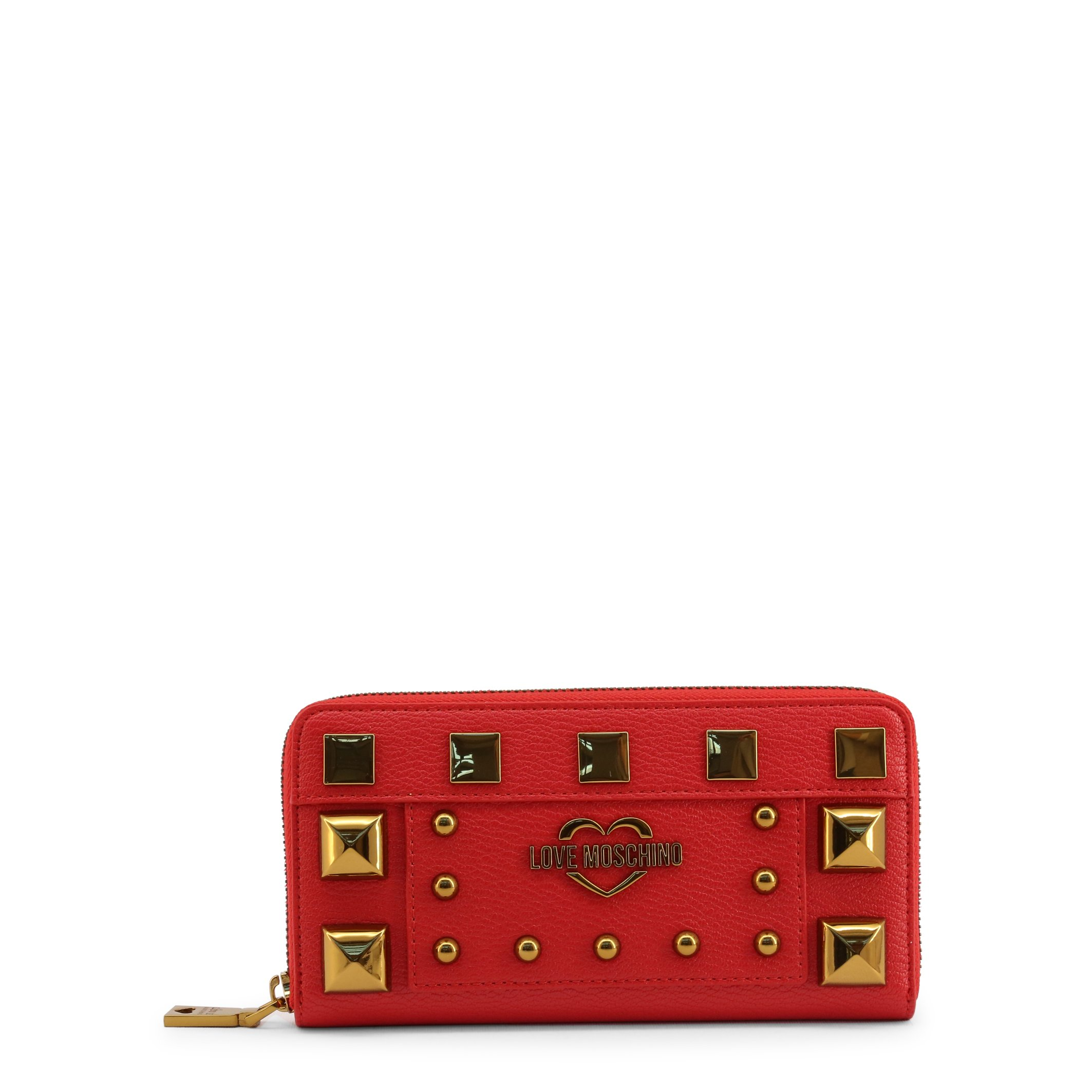 Love Moschino Women's Wallet Various Colours JC5650PP0BKO - red NOSIZE