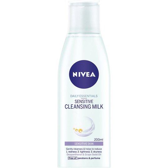 Daily Essentials Sensitive, 200 ml Nivea Kasvojen puhdistus