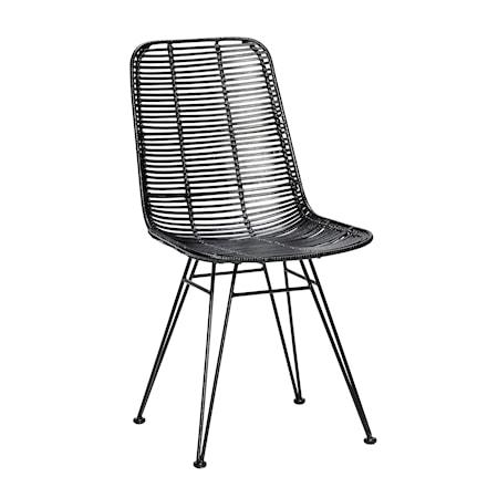 Studio stol - Svart