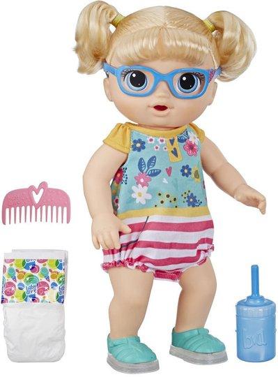 Baby Alive Step 'n Giggle Blond