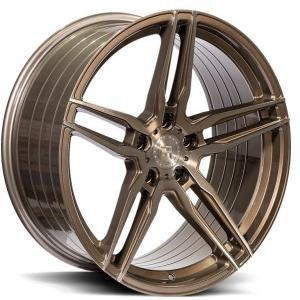 R-Series R10 Bronze Brushed 10.5x20 5/112 ET30 B66.6
