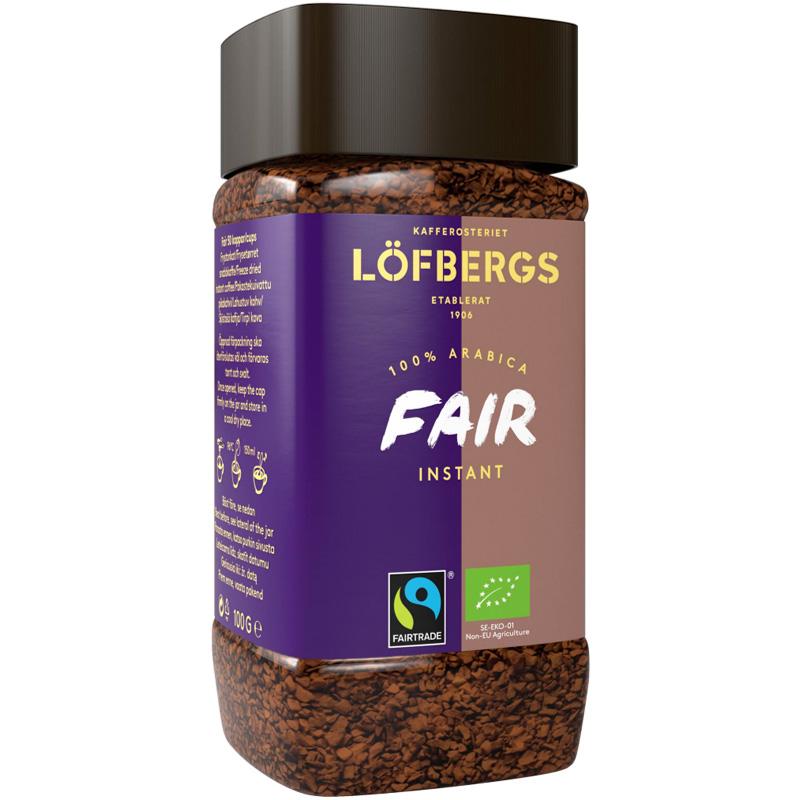 Eko Frystorkat Snabbkaffe 100g - 20% rabatt