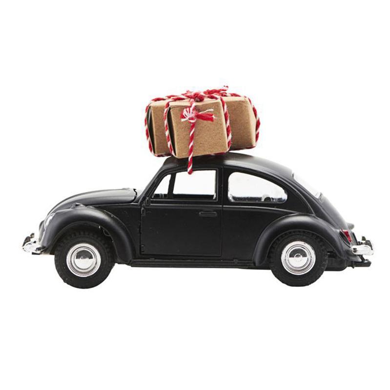 House Doctor - Christmas Xmas Car - Black (FT1100)