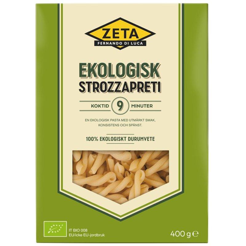 Pasta Strozzapreti 400g - 61% rabatt
