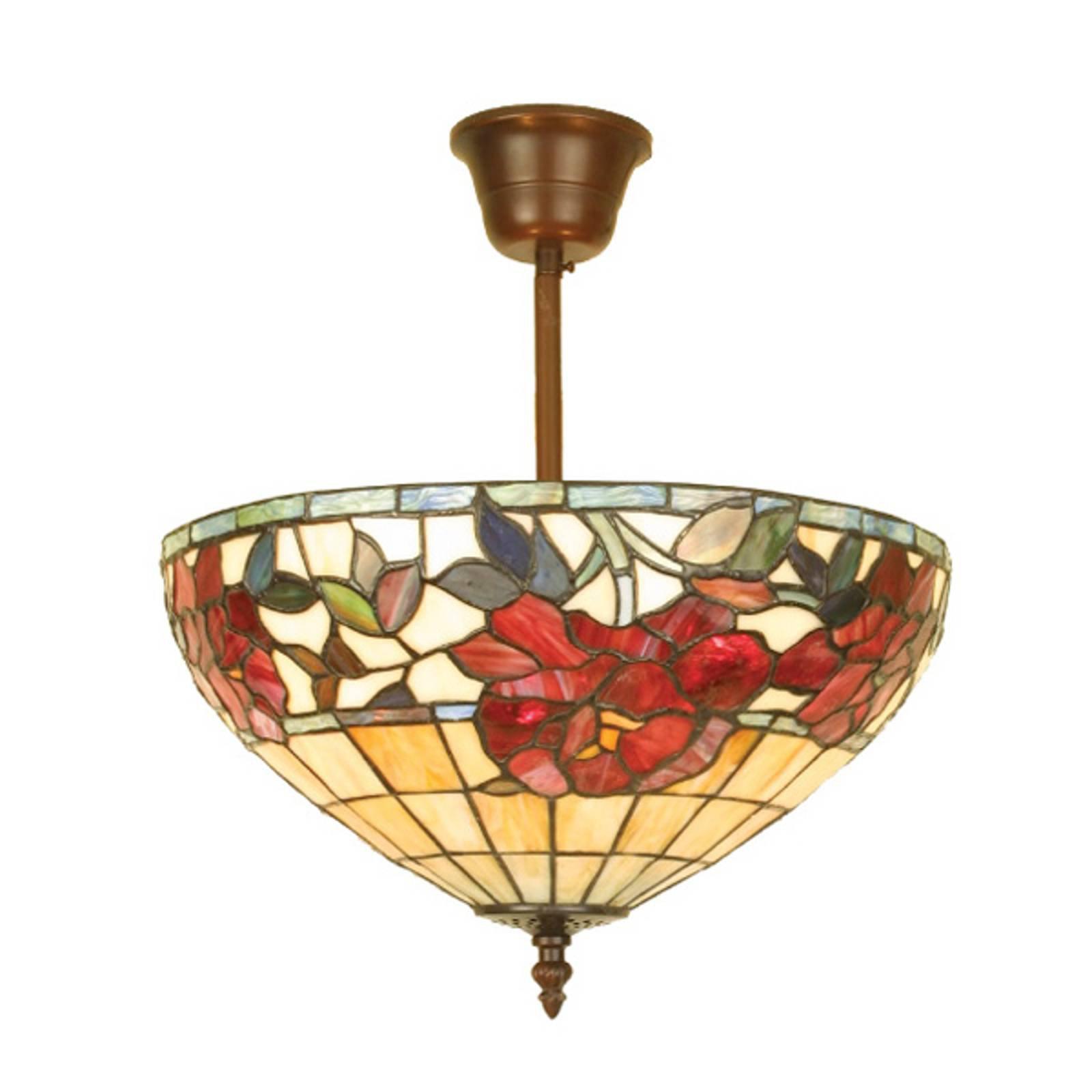 Finna taklampe i Tiffany-stil