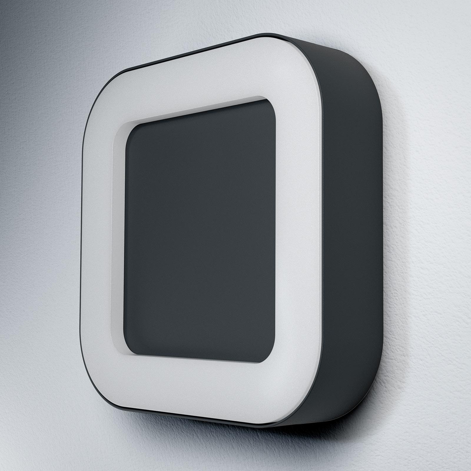 LEDVANCE Endura Style Square valaisin tummanharmaa