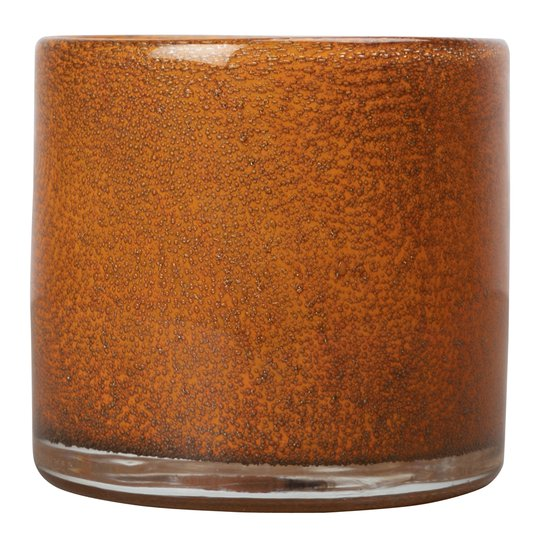 By On - Calore Ljushållare 10x10 cm Orange