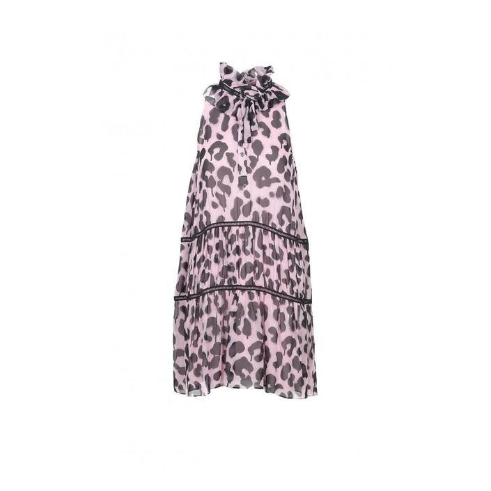 Boutique Moschino Women's Dress Multicolor 171602 - multicolor 42