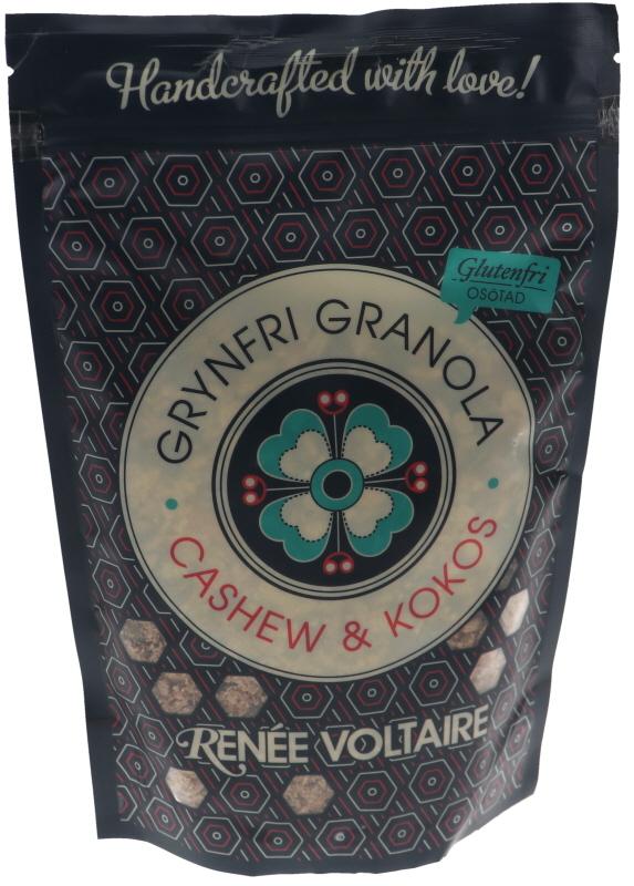 Granola Cashew & Kokos - 28% rabatt