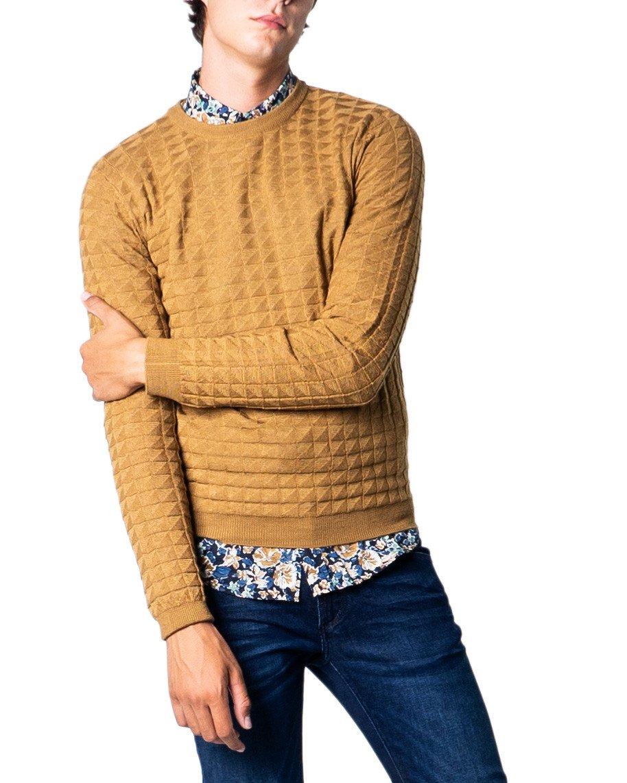 Antony Morato - Antony Morato Men Knitwear - beige XL