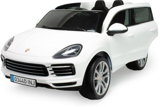 Injusa Elbil Porsche Cayenne S