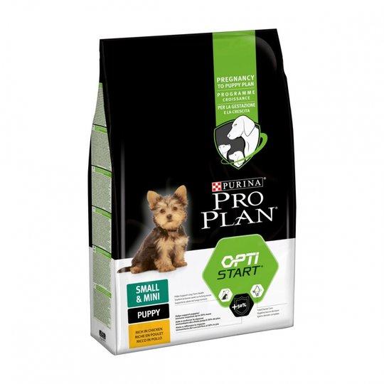 Purina Pro Plan® Dog OptiStart® Puppy Small & Mini Chicken (7 kg)