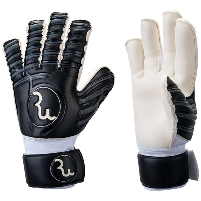 vidaXL RWLK Målvaktshandskar Hybrid svart