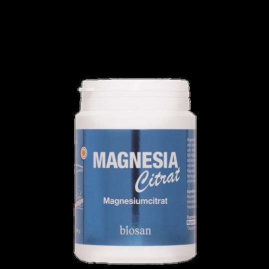 Magnesia Citrat, 160 tabletter