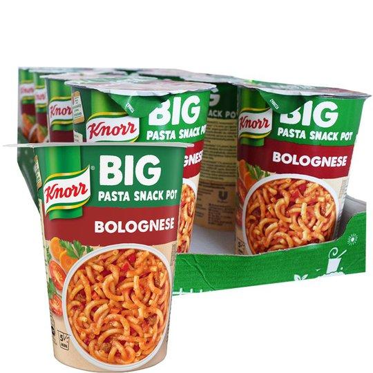 "Hel Låda Pasta Bolognese ""Big"" 8 x 88g - 34% rabatt"