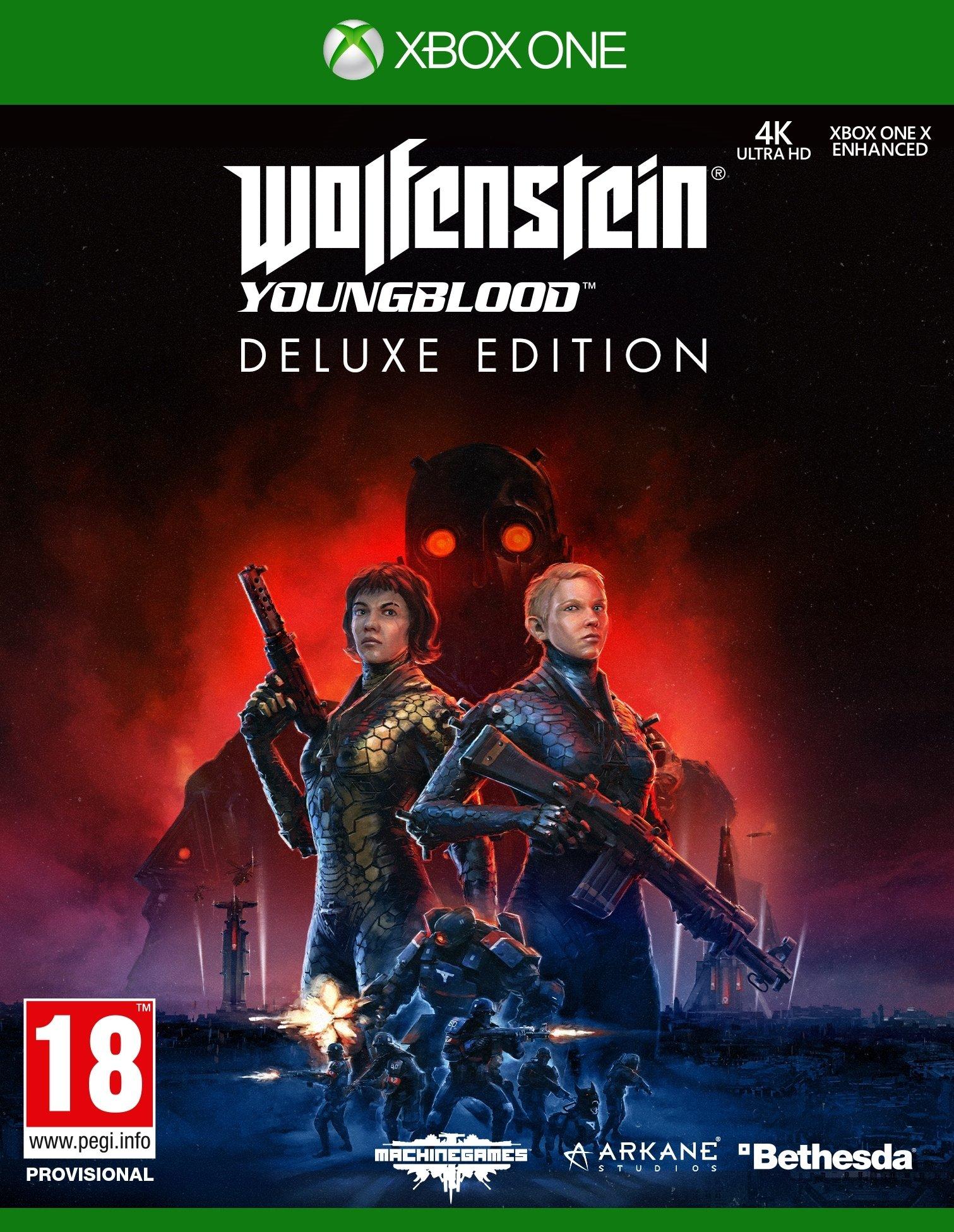 Wolfenstein: Youngblood Deluxe (AUS)