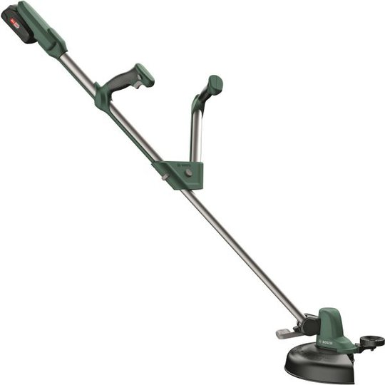 Bosch DIY Universal Grasscut 18-260 Ruohotrimmeri 2,0Ah akulla ja laturilla