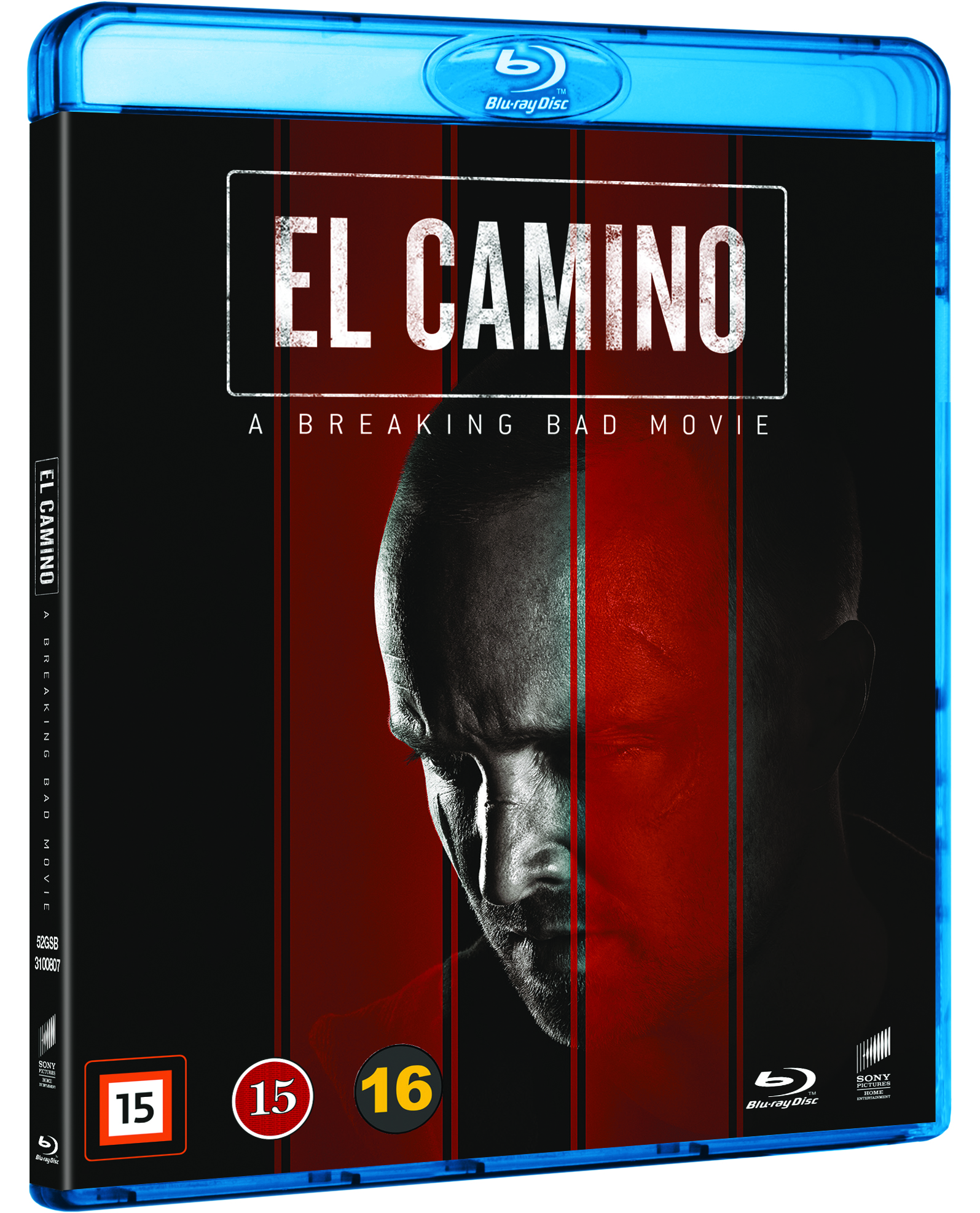 El Camino: A Breaking Bad Movie - Blu ray