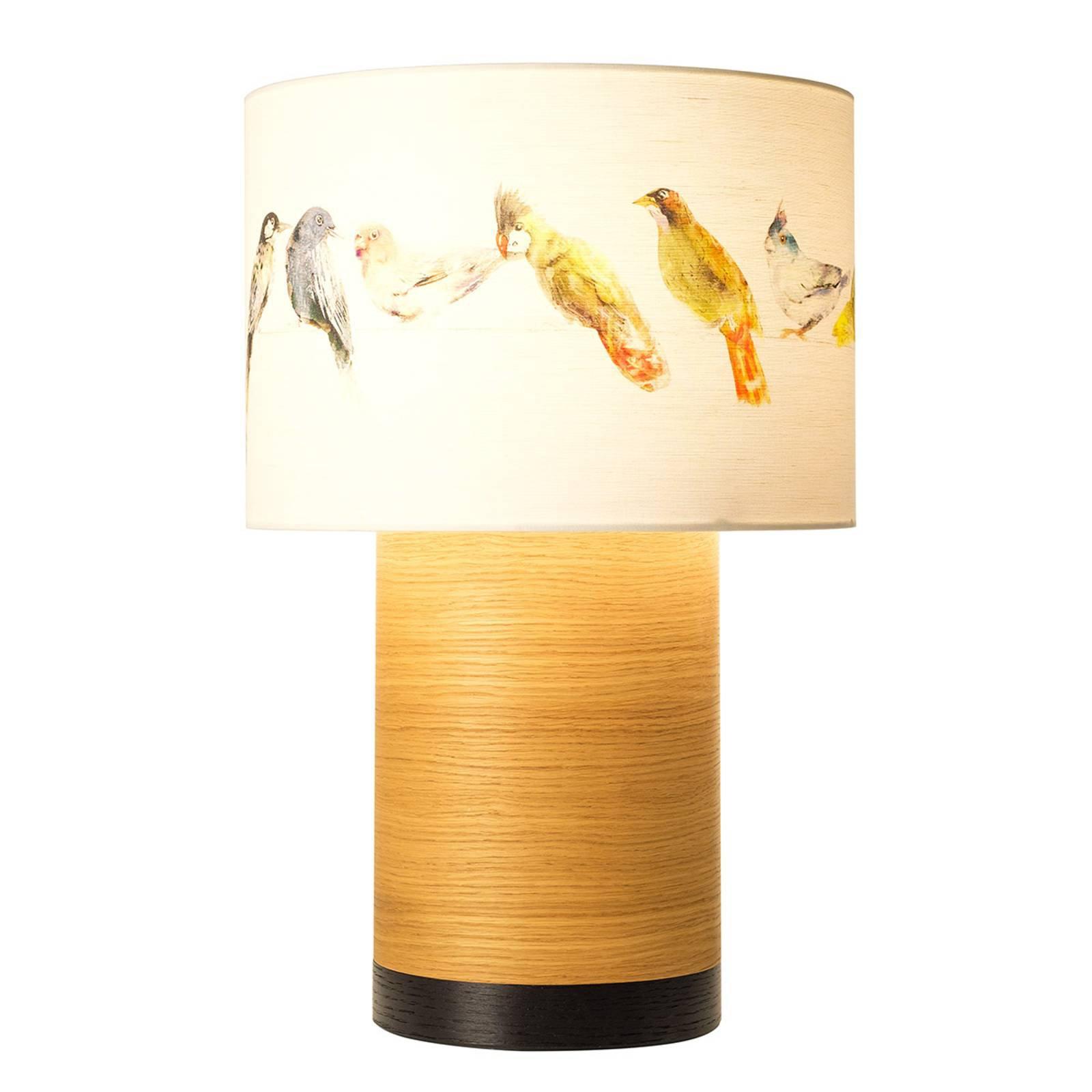 Bordlampe Klippa XL svart Birdsong