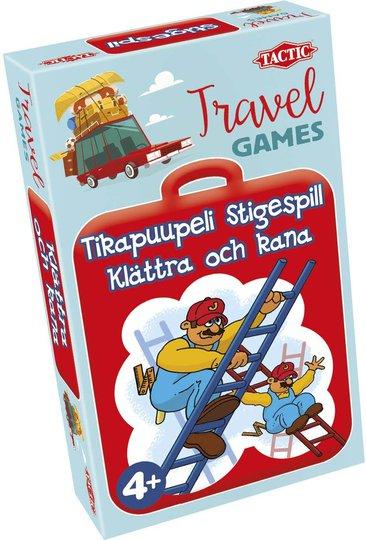 Tactic Reisespill Snakes & Ladders