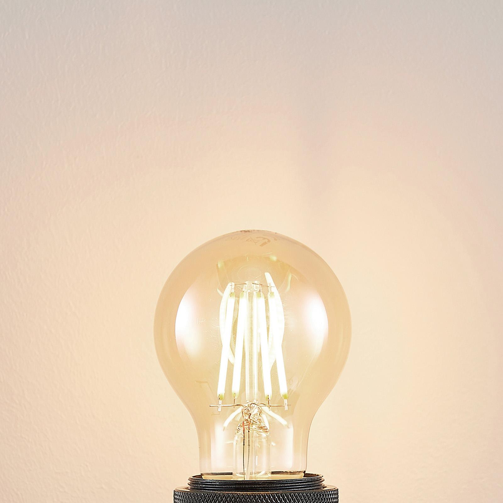 LED-lamppu E27 A60 6,5 W 2 500 K meripihka