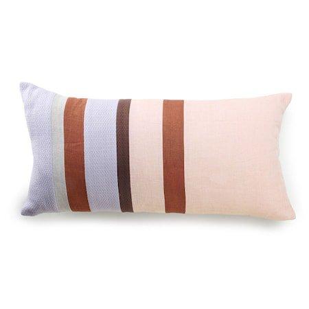 Linen Striped Cushion C 70x35 cm
