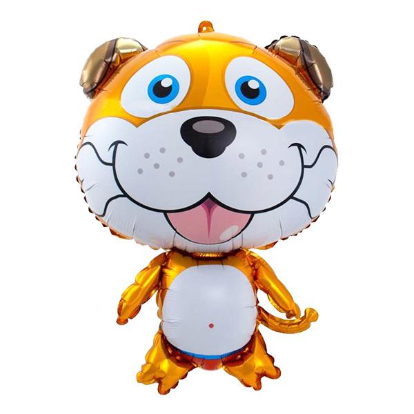 Folieballong Hund