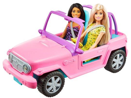 Barbie Dukke, Venninne og Bil