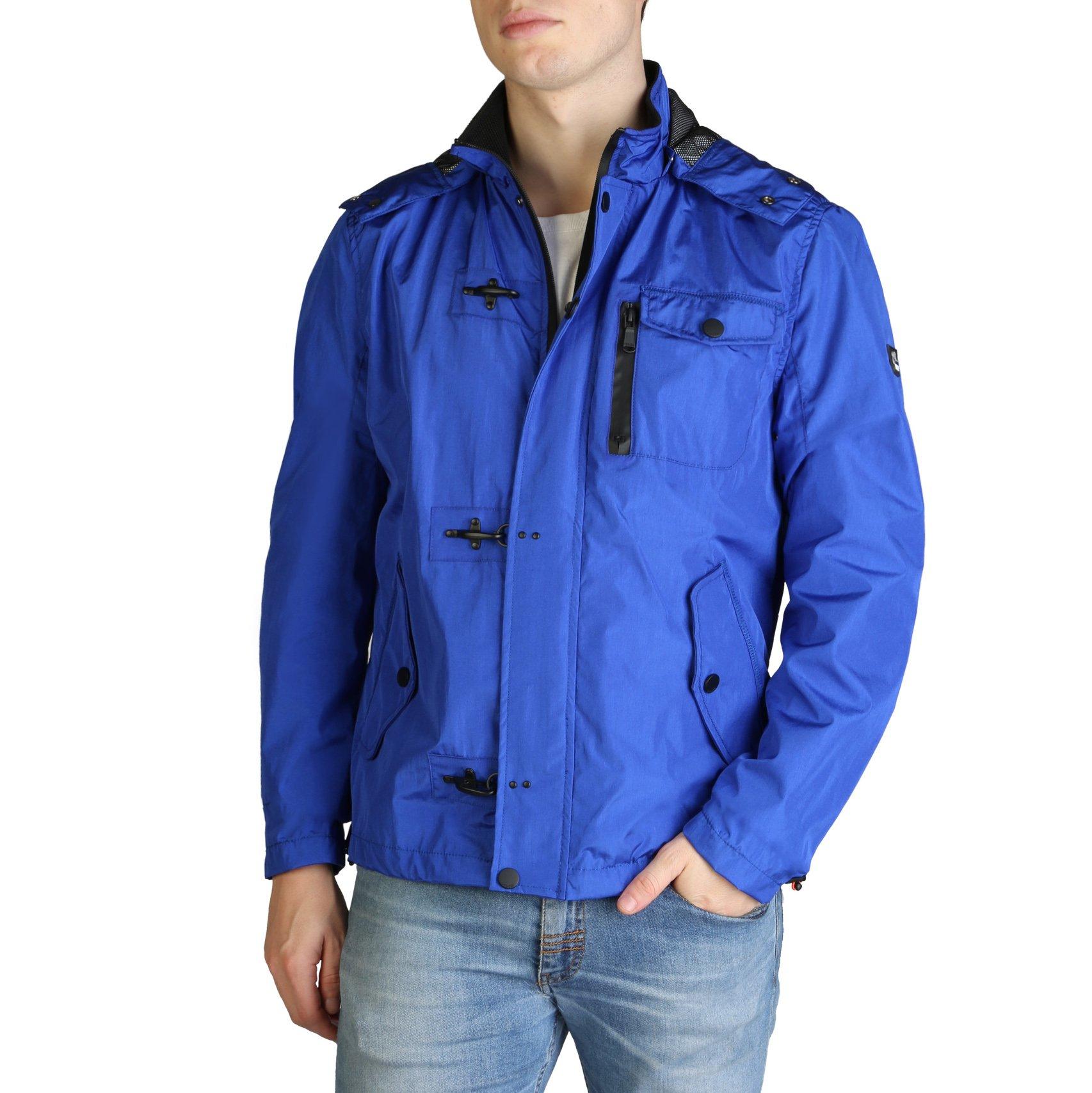 Yes Zee Men's Jacket Various Colours J519_NFAC - blue-1 S