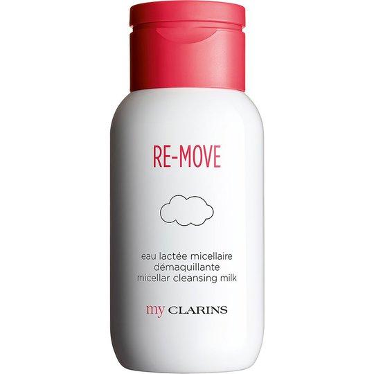 My Clarins Re-Move Micellar Cleansing Milk, 200 ml My Clarins Ihonpuhdistus