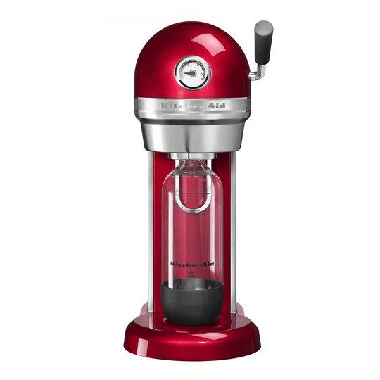 KitchenAid - Artisan Kolsyremaskin Röd Metallic