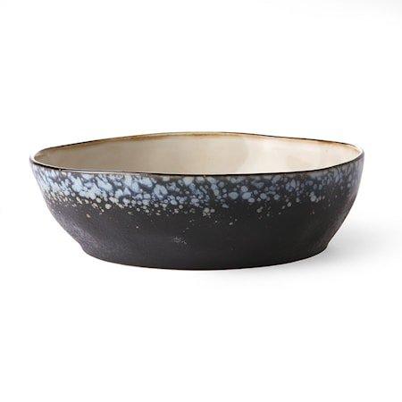 70's Keramikk Pastaskål Galaxy