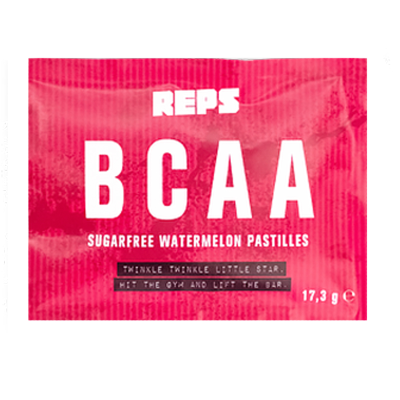 BCAA Pastiller Vattenmelon - 42% rabatt