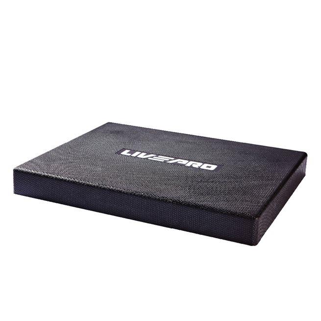 LivePro Balance Pad (49 X 39 X 5,5 cm), Balanskudde