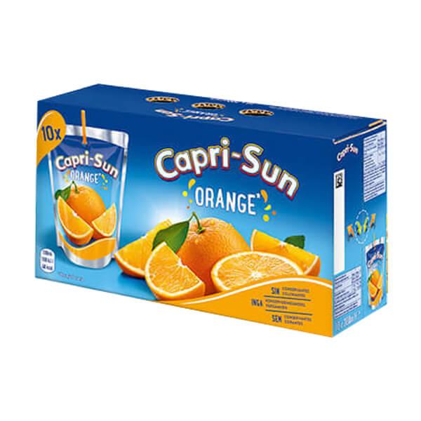 Capri-Sun Orange 10-p