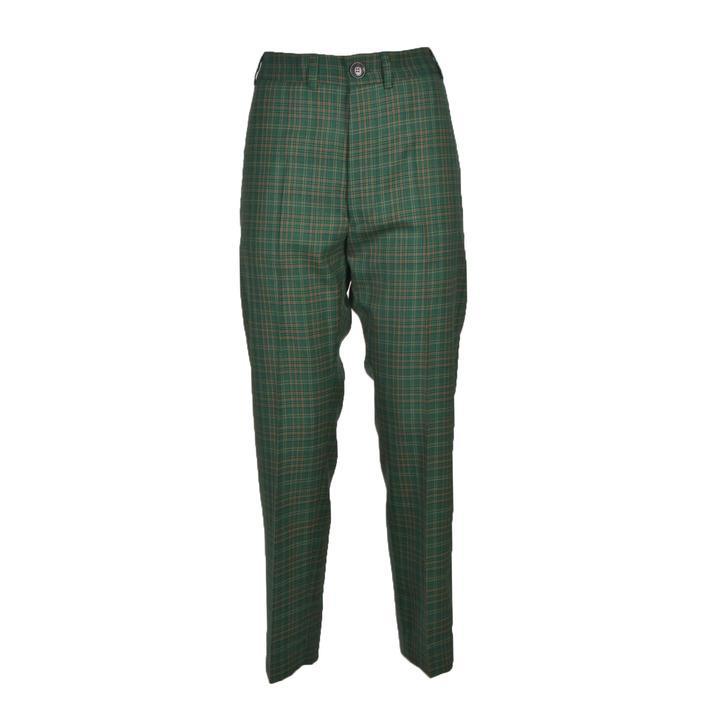 Vivienne Westwood - Vivienne Westwood Women Trousers - green 42